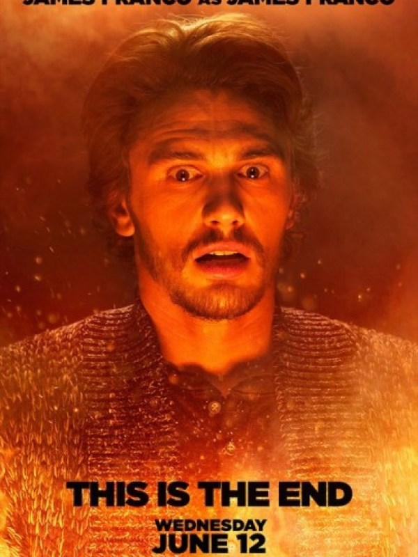 New Character Posters for THIS IS THE END