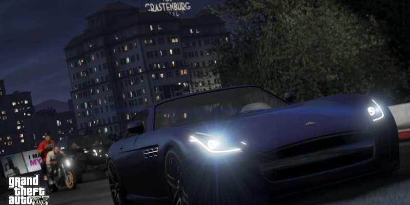 GTA 5 New Screens