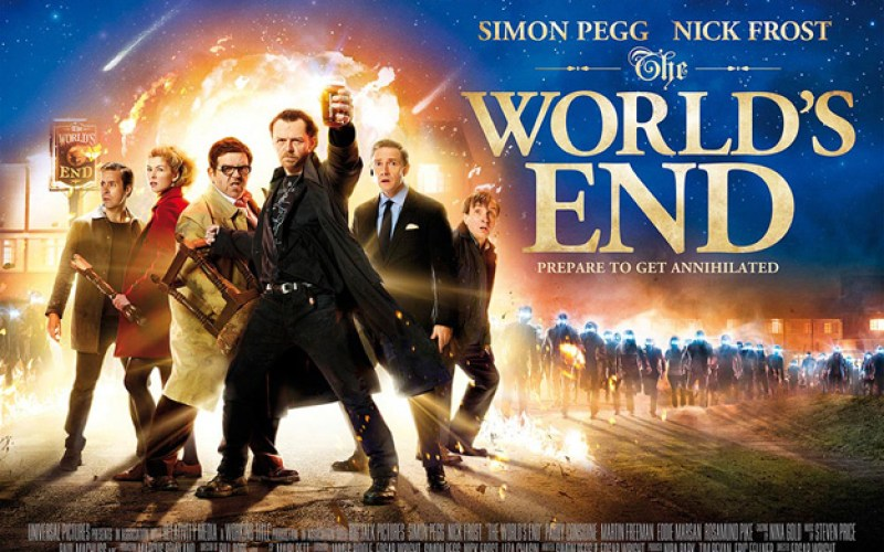Posters for The World's End