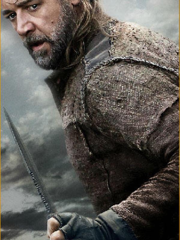 Darren Aronofsky's Noah Character Posters