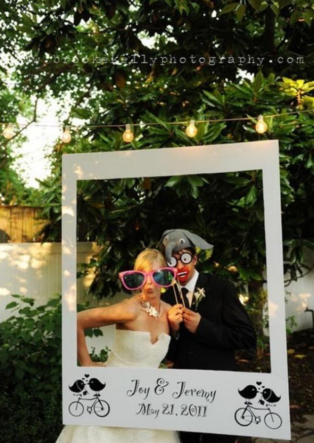 Funny And Creative Wedding Photos