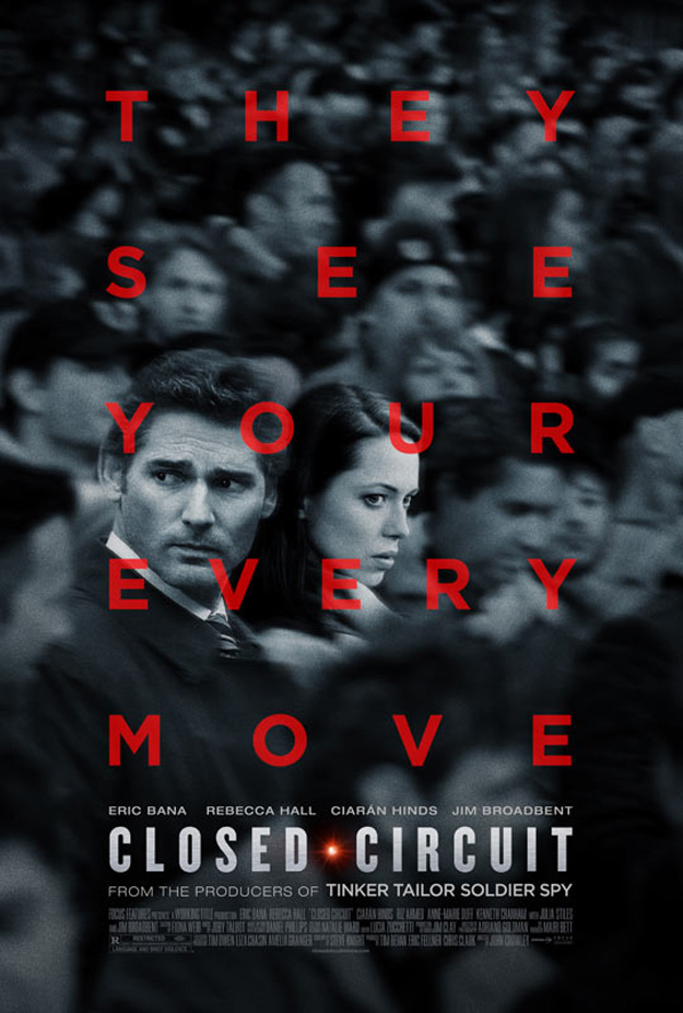 Poster for Closed Circuit