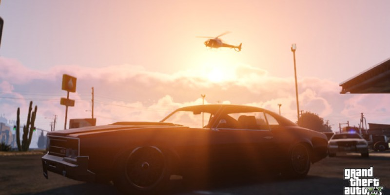 New GTA 5 Screens