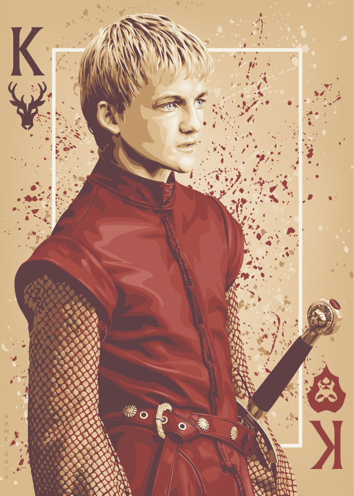 Game Of Thrones Card Character Posters