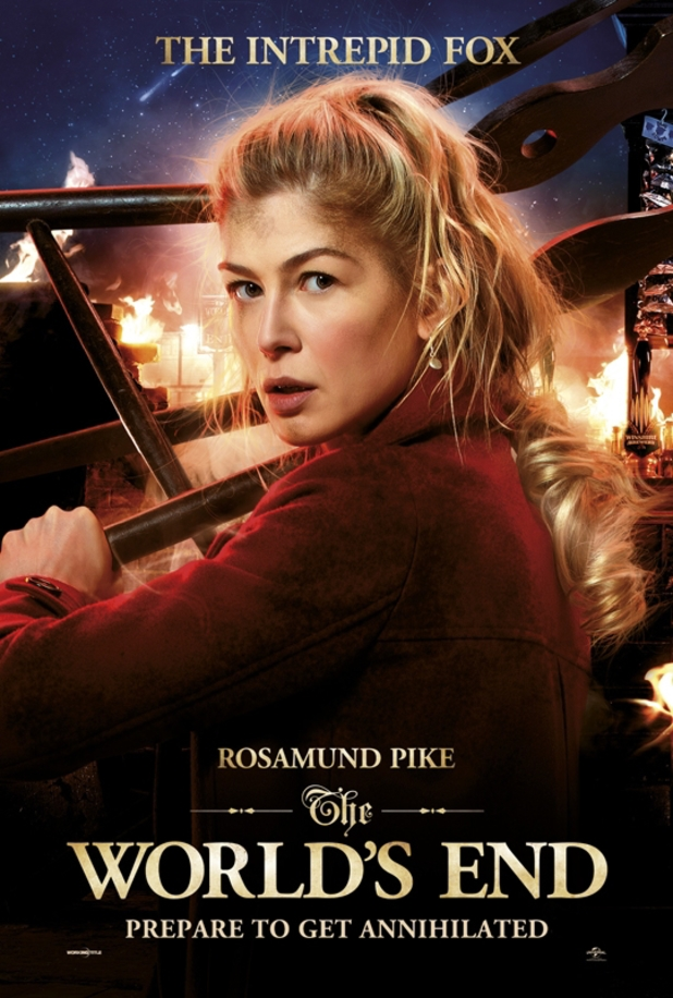 Rosamund Pike THIS IS THE END