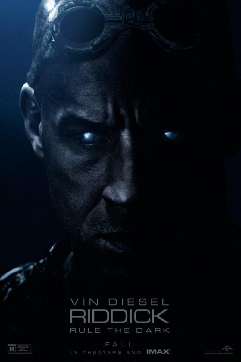 New Riddick Poster