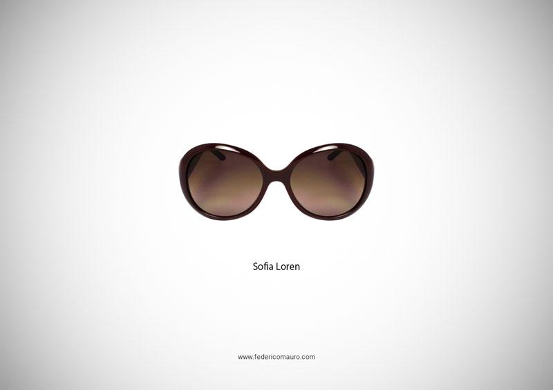 sofia loren glasses