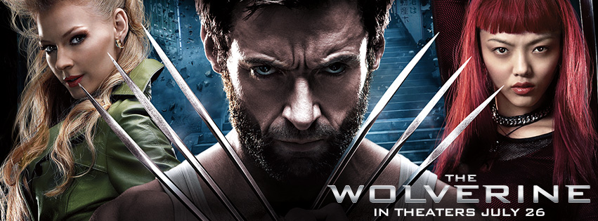 New Banner for The Wolverine Revealed