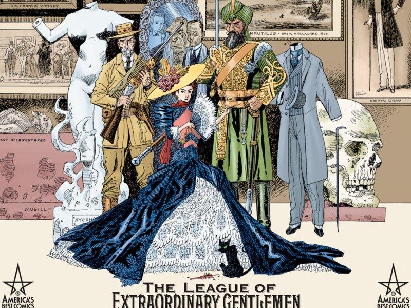 The League of Extraordinary Gentlemen Now on TV