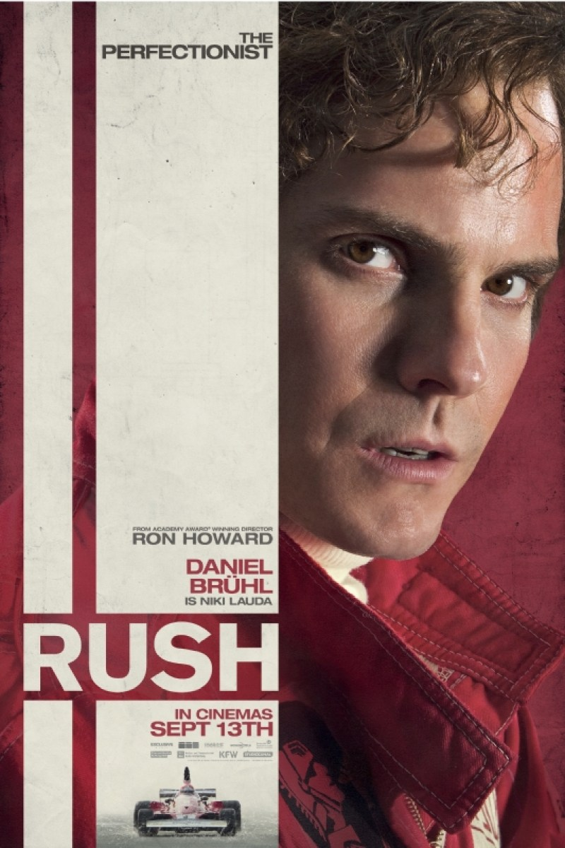 Rush Character Posters