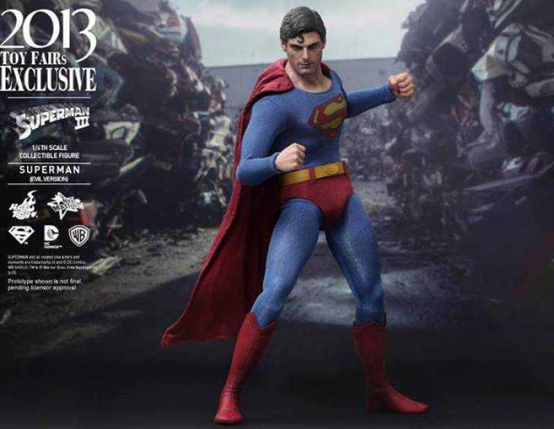 Superman (Evil Version) Collectible Figure