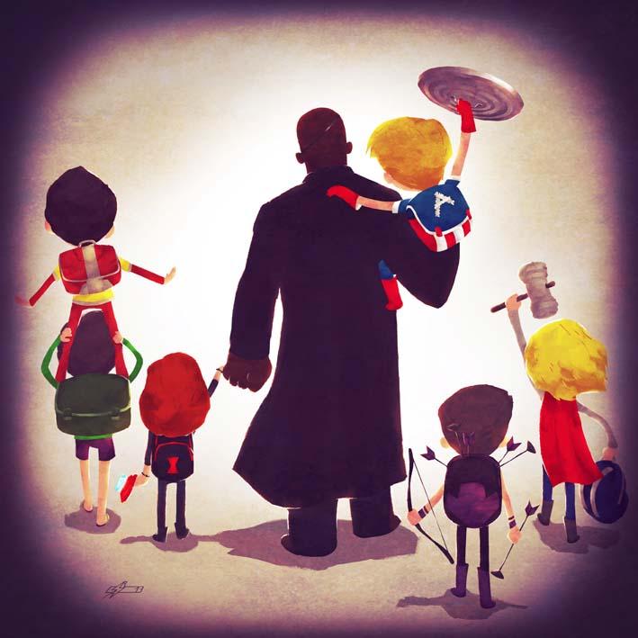 Andry Rajoelina – Family Assemble