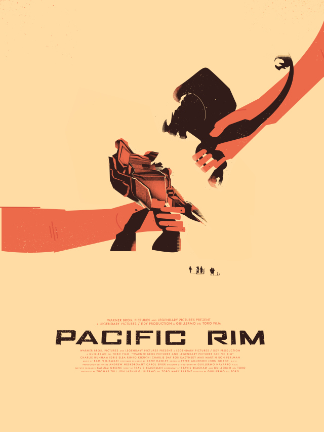 Pacific Rim FanMade Posters