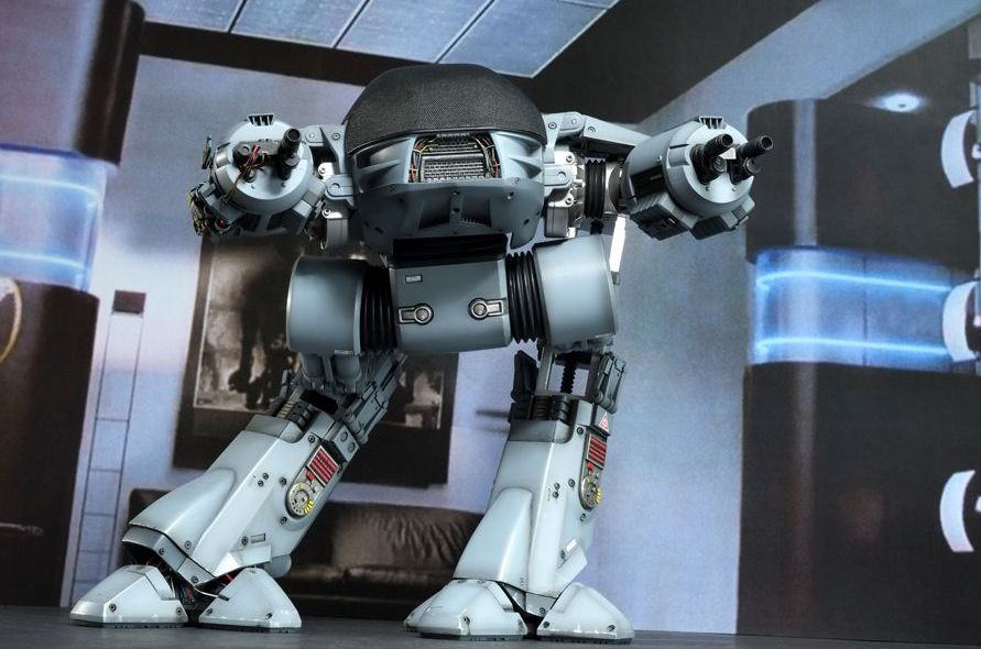 ROBOCOP ED-209 COLLECTIBLE Figure