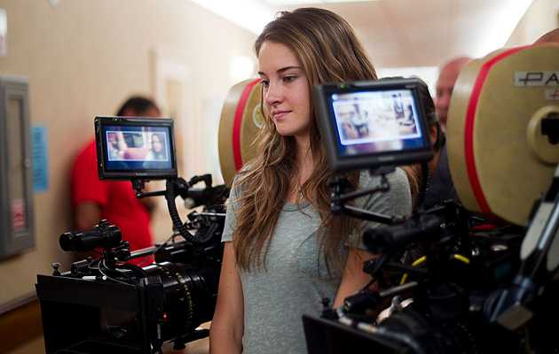 Shailene Woodley Talks Being Cut From Amazing Spider-Man 2