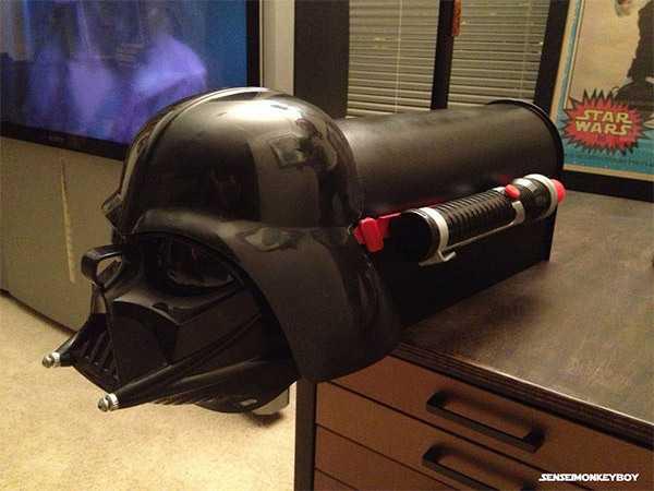 Darth Vader Maibox