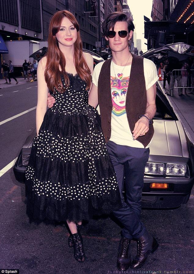 Celebrities Wearing Lisa Frank