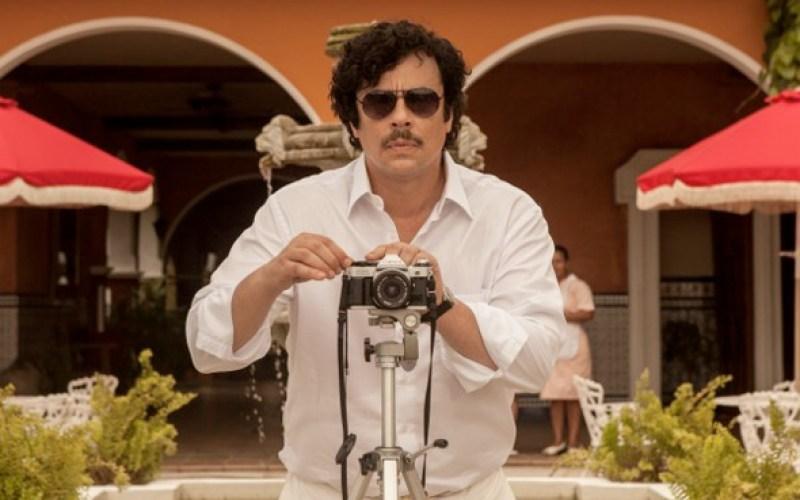 Benicio del Toro's PARADISE LOST