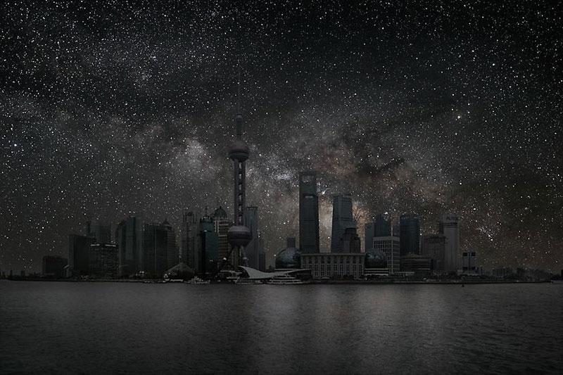 After Cities Went Dark