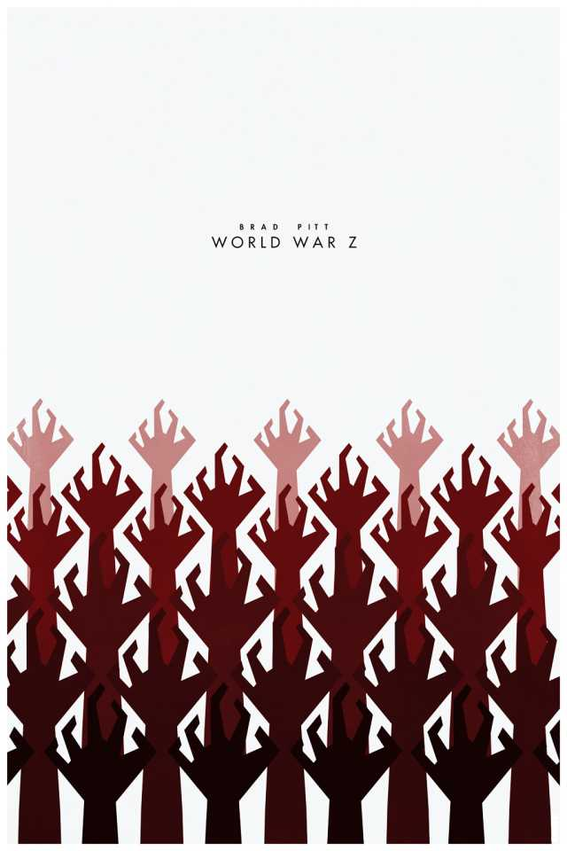 World War Z posters