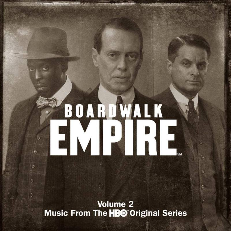 Retro Boradwalk Empire Season 4