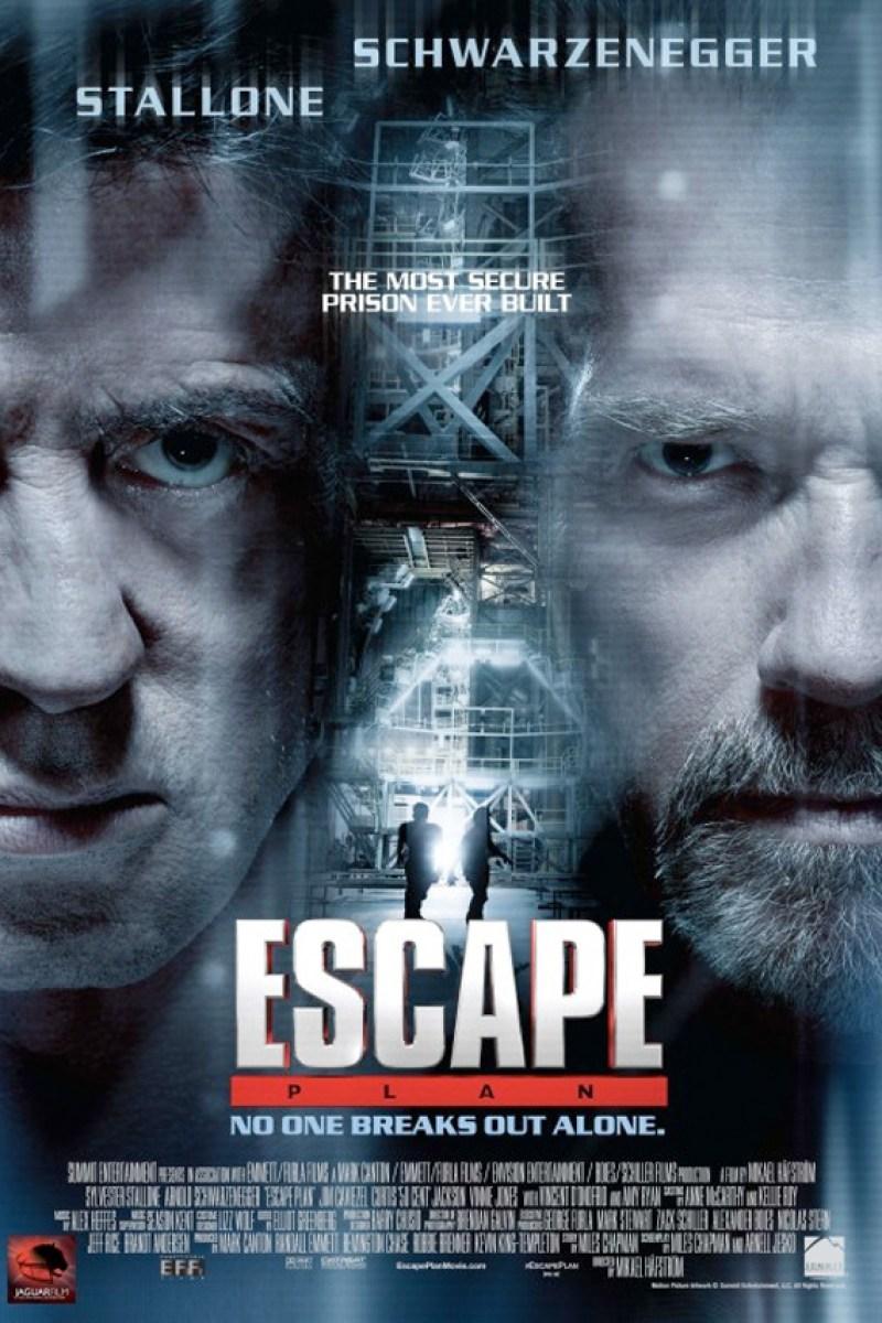 Escape Plan Posters