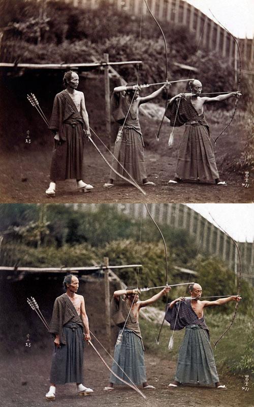 Historic Photos Colorized