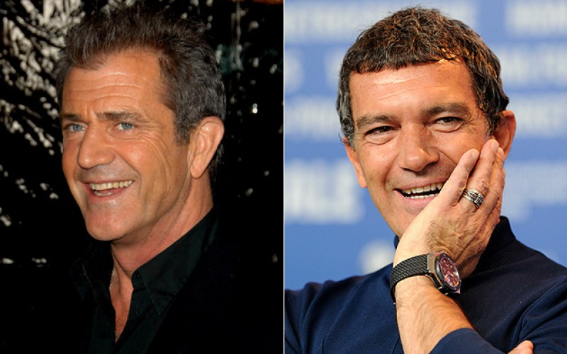 Gibson And Banderas Confirmed For Expendables 3