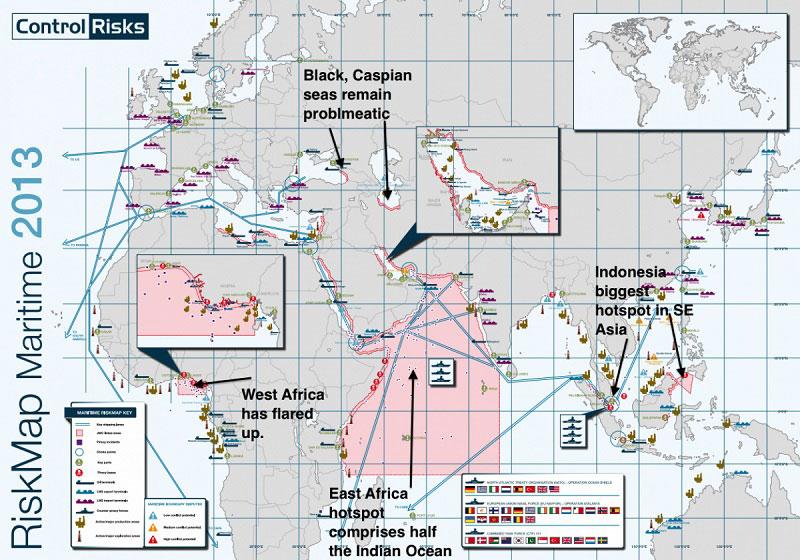 World Map infographics