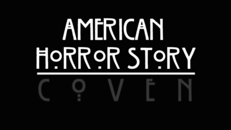 watch the opening title of american horror story coven
