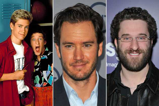 Zack Morris and Screech Powers, 'Saved by the Bell'