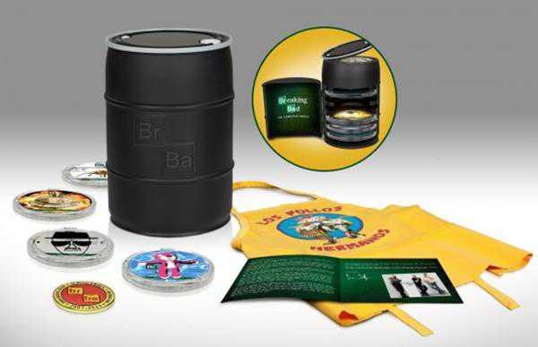 Breaking Bad Complete Series Blu-ray