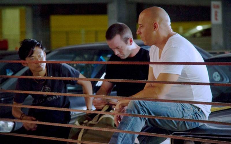 Fast & Furious 7 Set Video