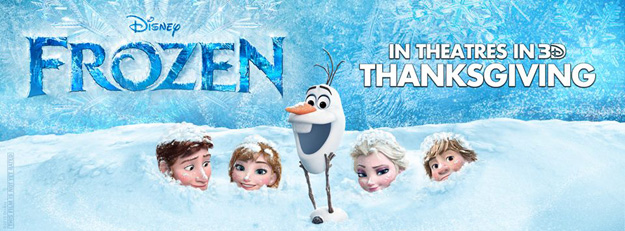 Disney's Frozen New Trailer