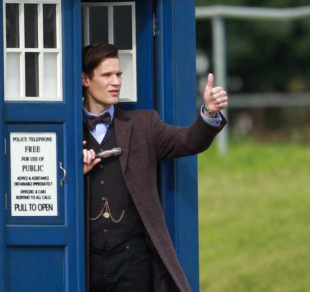 Doctor Who 50th Anniversary Details