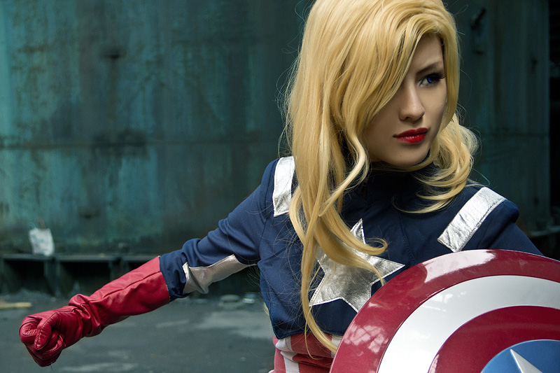 Best of Female Captain America Cosplay
