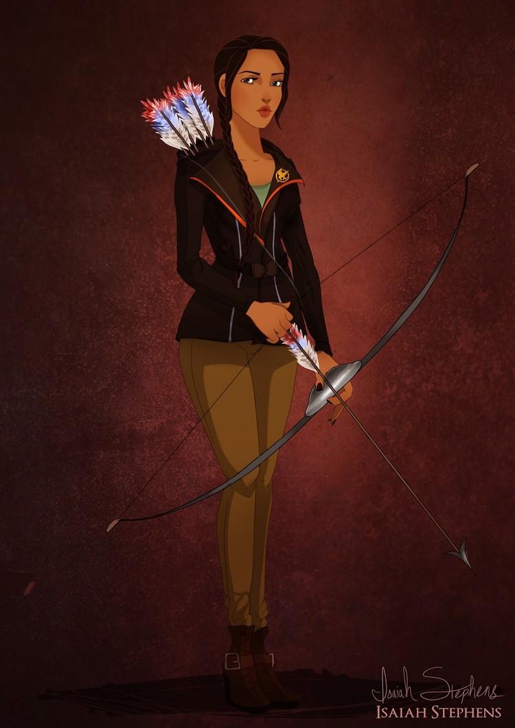 Disney Princesses Pop Culture Posters