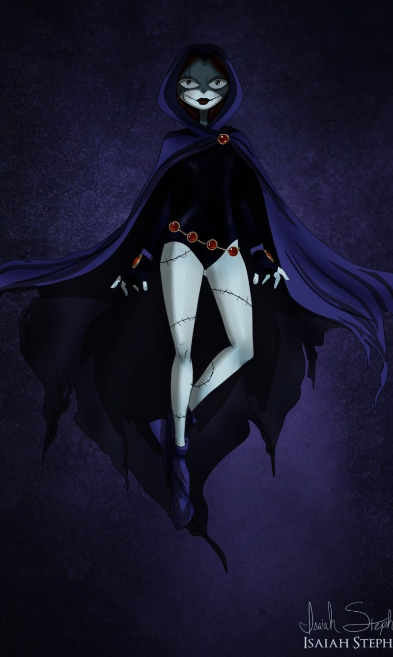 Disney Princesses Wearing Halloween Costumes