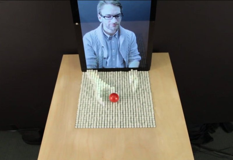 3-D Interactive Shape Display