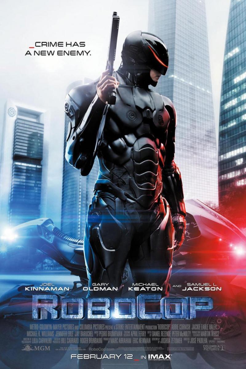 RoboCop Final Poster