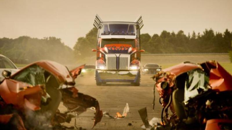 Transformers 4 New HQ Photos