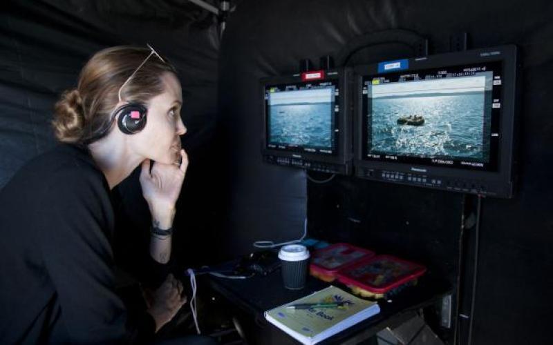 Angelina Jolie's Unbroken Photos
