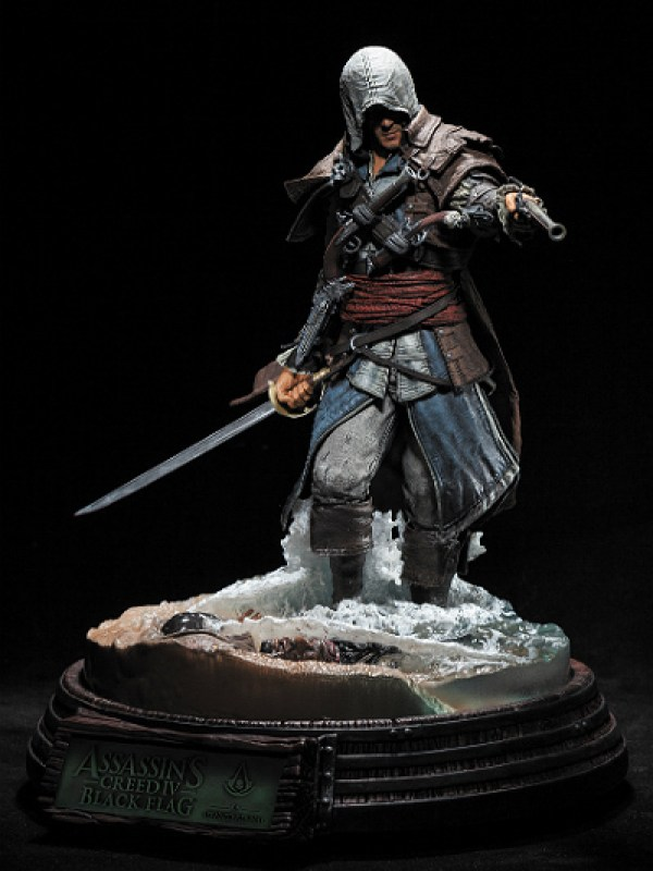 Assassin's Creed Statue