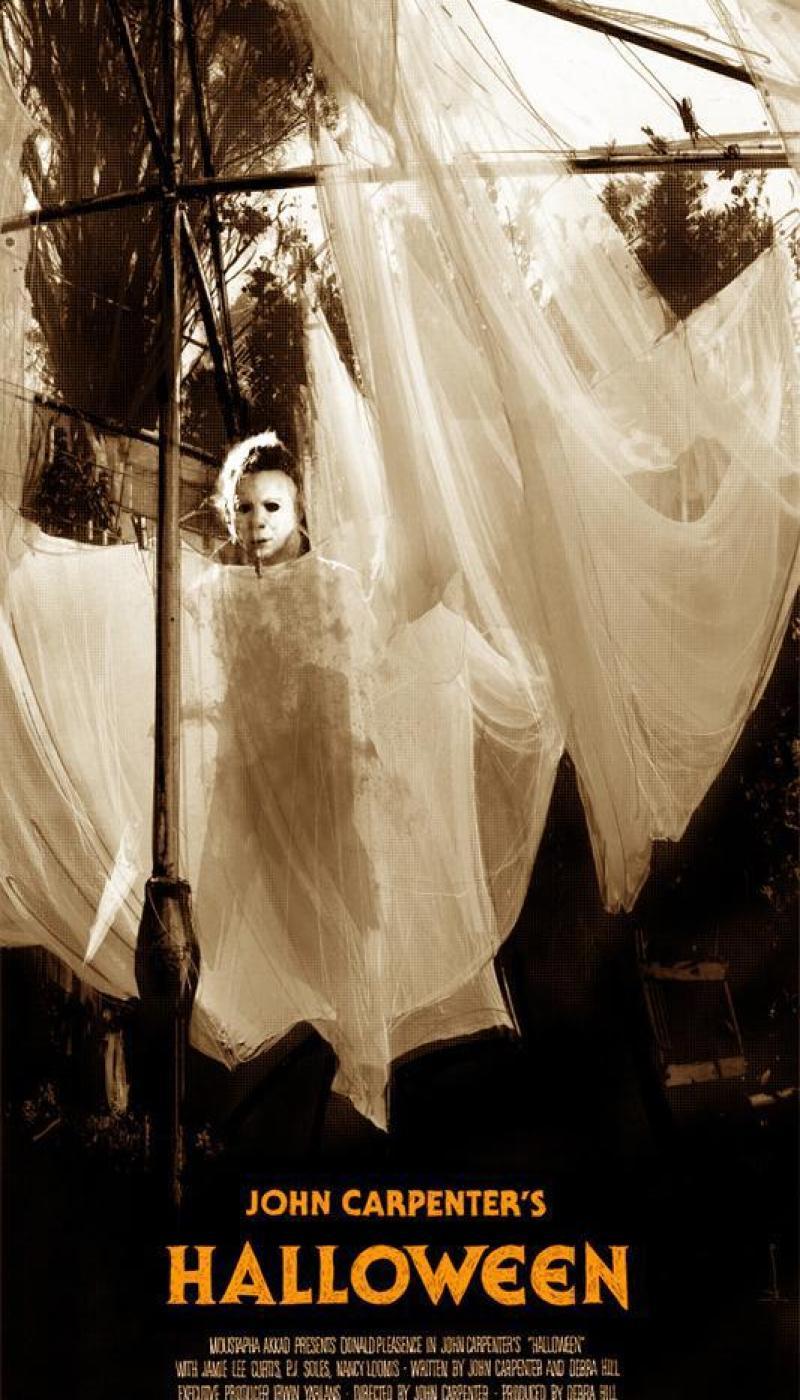 John Carpenter's HALLOWEEN Mondo Poster