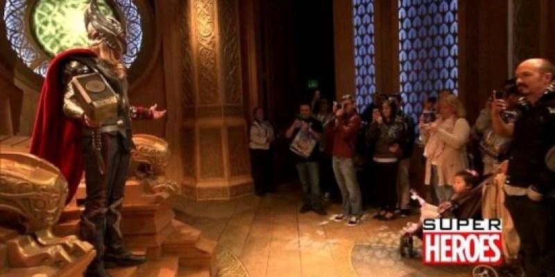 Treasures of Asgard' At Disneyland Park