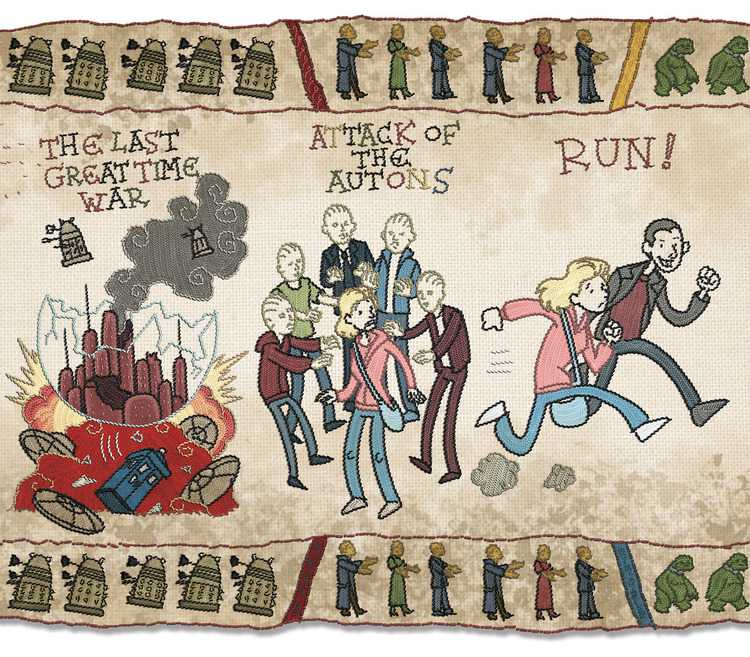 History of Doctor Who