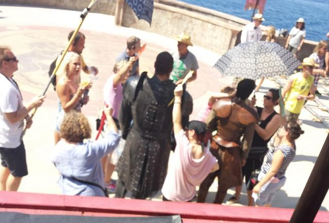 Game Of Thrones Season 4 Set Photos