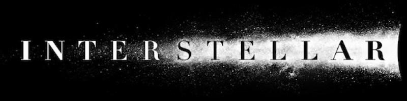 Christopher Nolan's Interstellar Logo