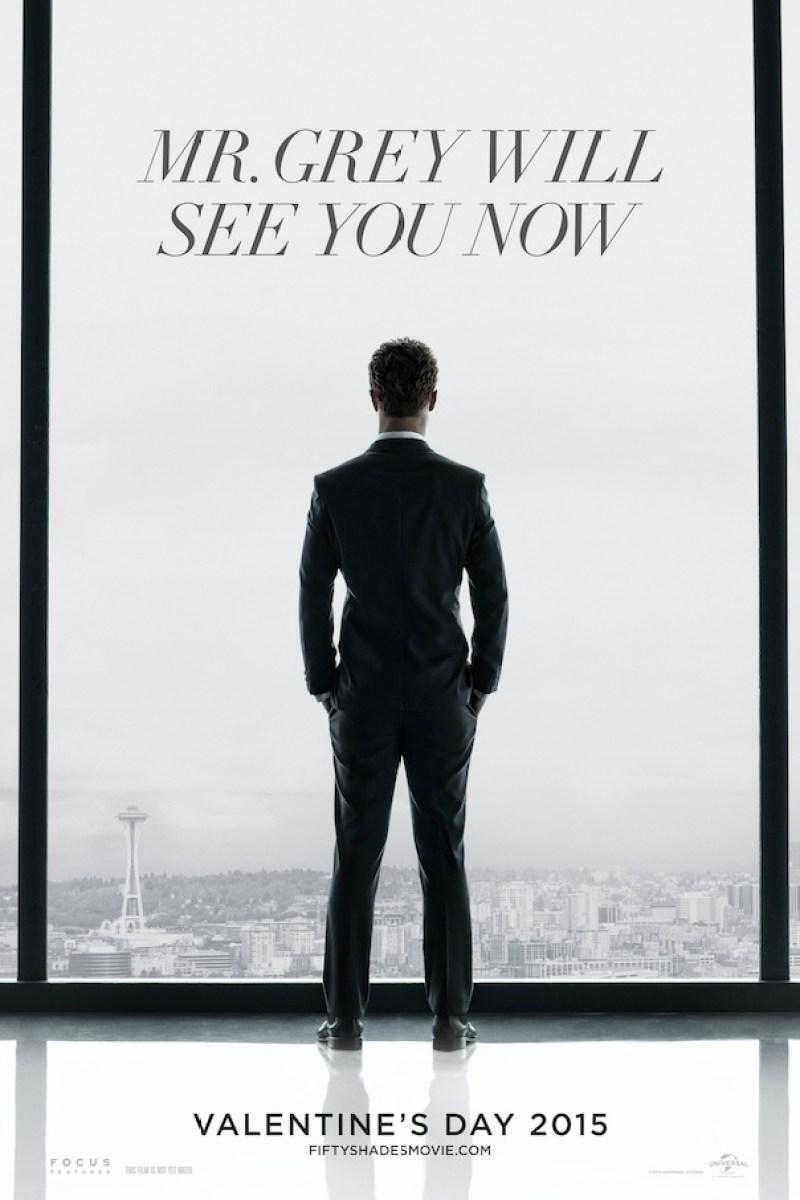 Fifty Shades of Grey Teaser Billboard