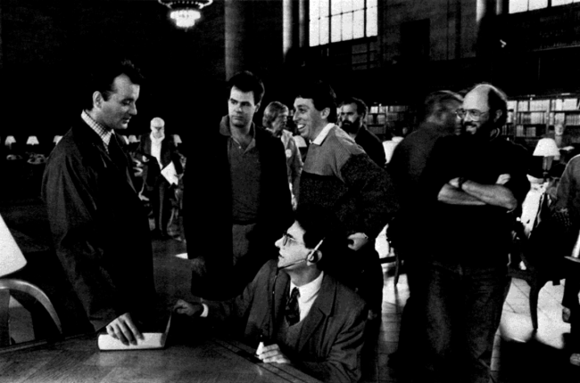 GHOSTBUSTERS Behind-the-Scenes Photos